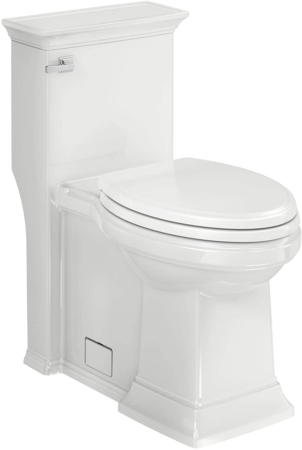 American Standard Town Square S Right Height Elongated One-Piece Toilet