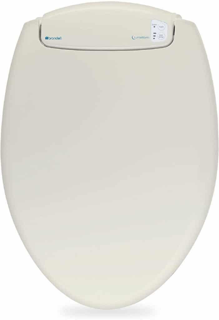 Brondell-L60EB Luma-Warm Heated Toilet Seat