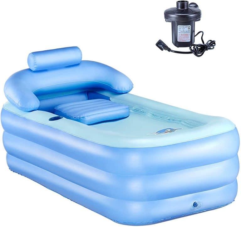 CO-Z Inflatable Adult Bathtub