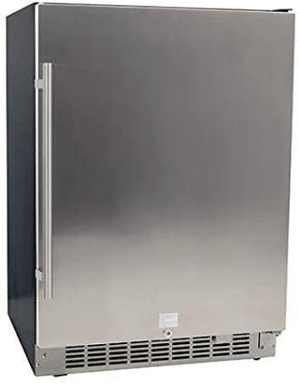 "EdgeStar CBR1501SLD 24"" Built-in Beverage Cooler"
