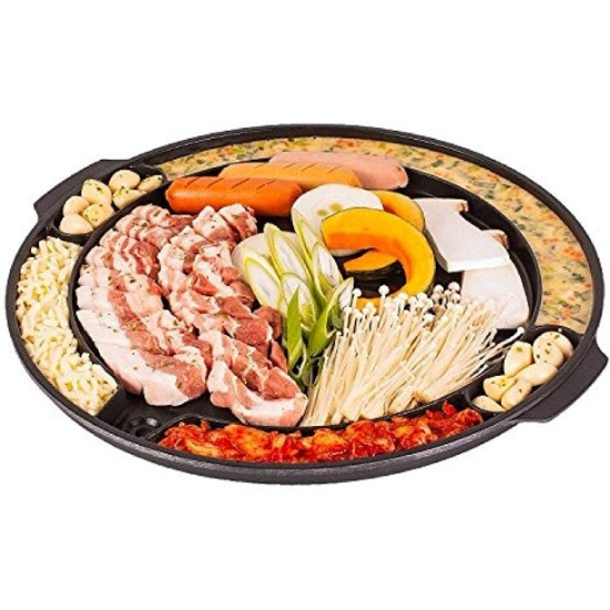 Eutuxia Master Korean BBQ Multi-roaster Grill Pan