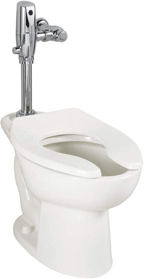 American Standard Madera Everclean 15-Inch Universal Top Spud Floor Mount Toilet Bowl