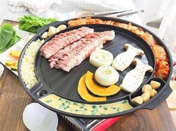 Queen Sense Korean BBQ Grill