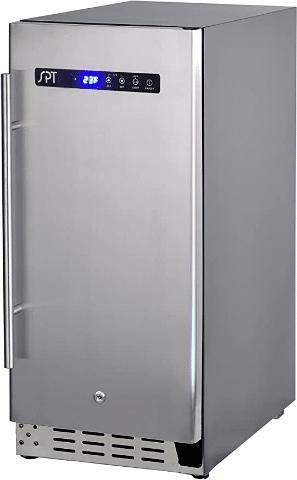 Supentown (SPT) BF-314U Stainless Steel Undercabinet Refrigerator