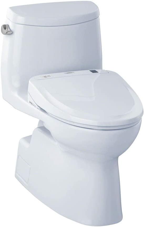 TOTO WASHLET One-Piece Elongated Toilet