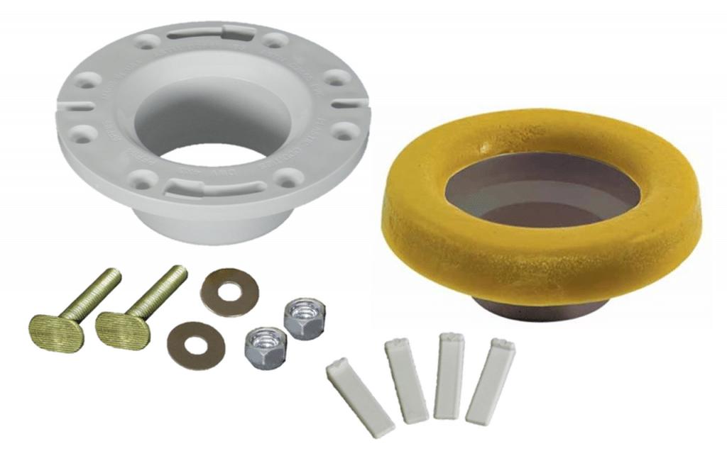Toilet Flange Installation Kit