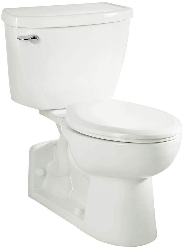 American Standard Yorkville Flowise Right-Height Pressure Assisted Elongated Two-Piece Toilet