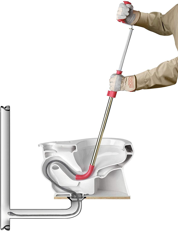 Toilet Augar