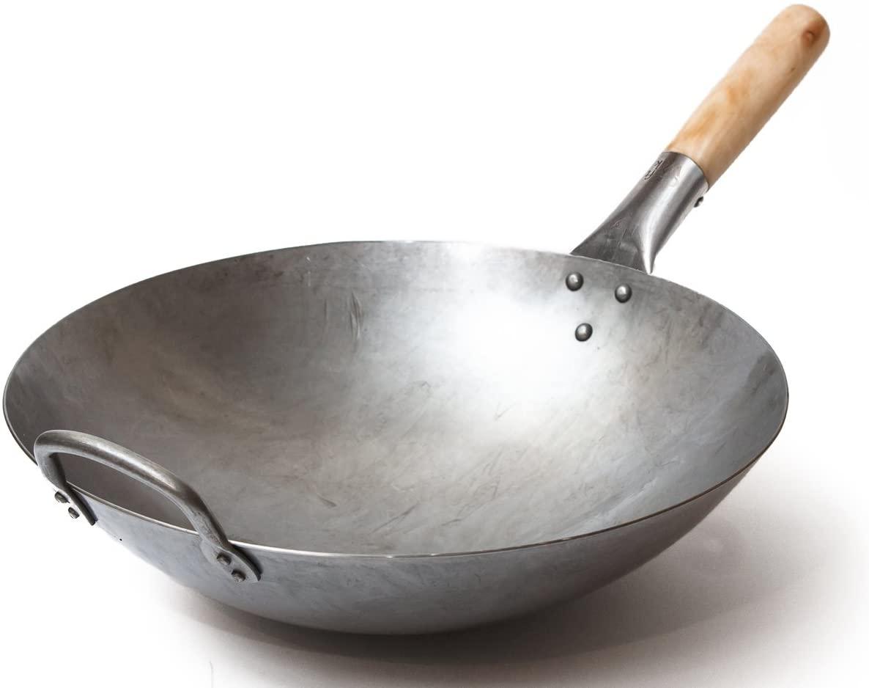 Craft Wok Carbon Steel Round Bowl