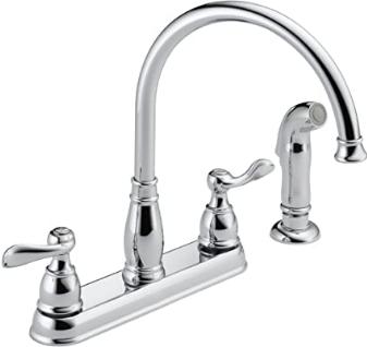 Delta Faucet Windemere 21996LF Kitchen Faucet