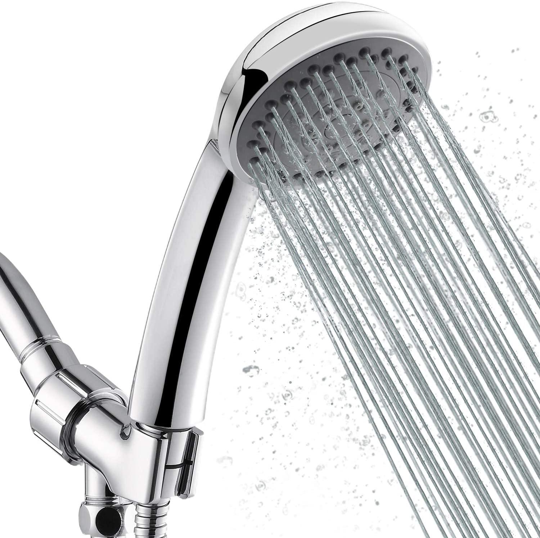 Ezelia High Pressure Body Spray Handheld Shower Head