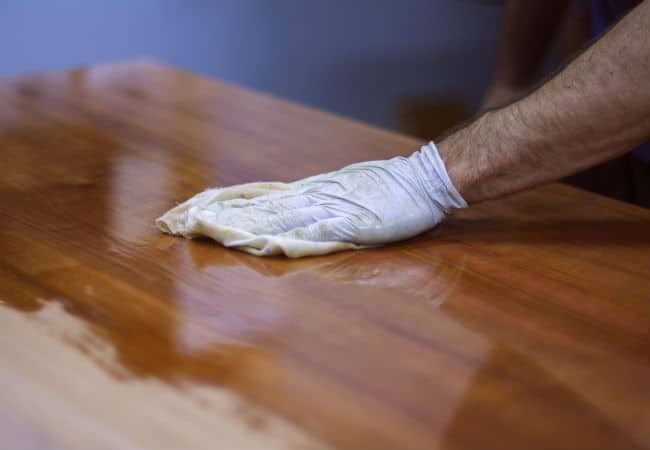 How to clean inside kitchen cabinets