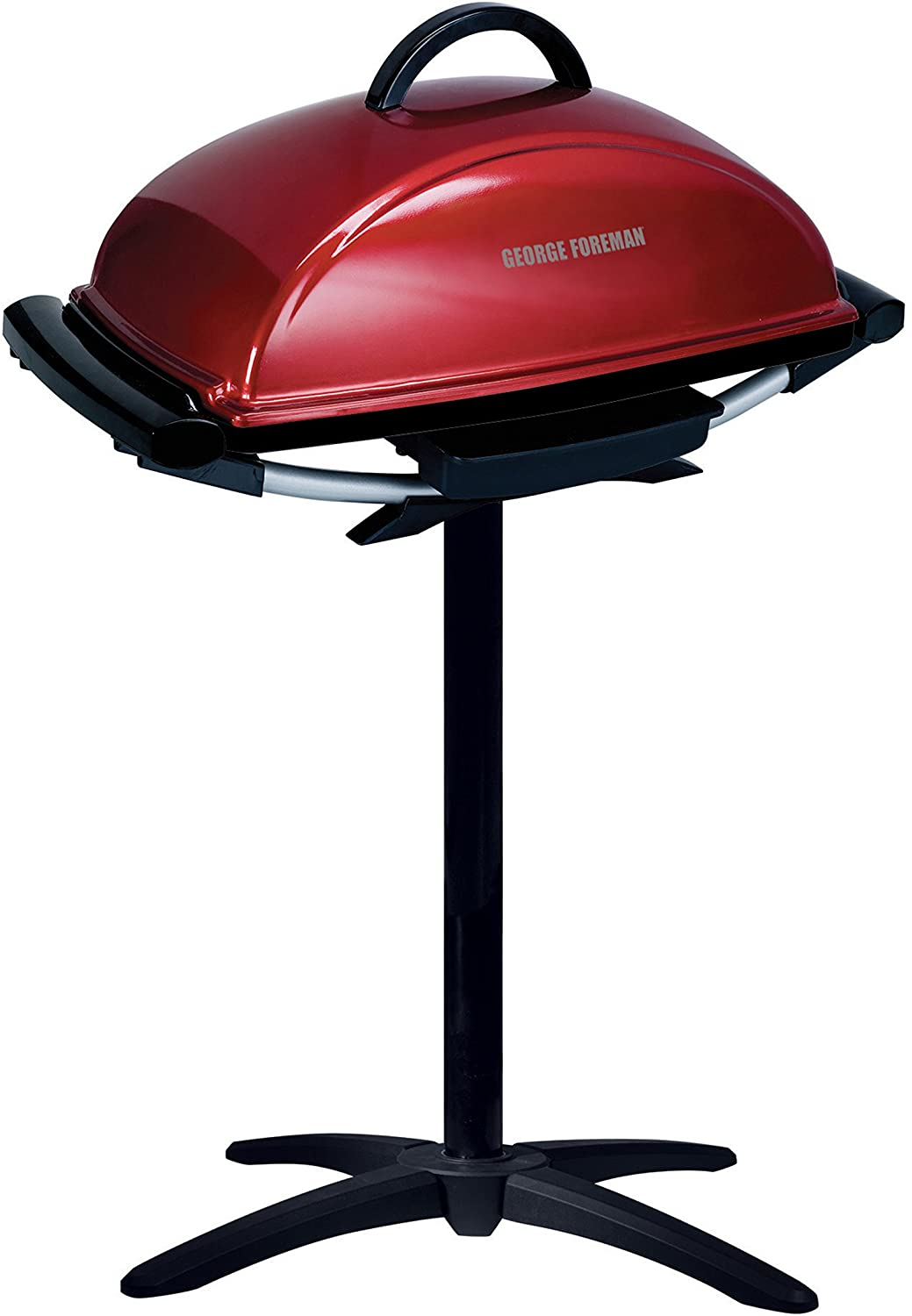 George Foreman GFO201R - Best for indoor and outdoor grilling