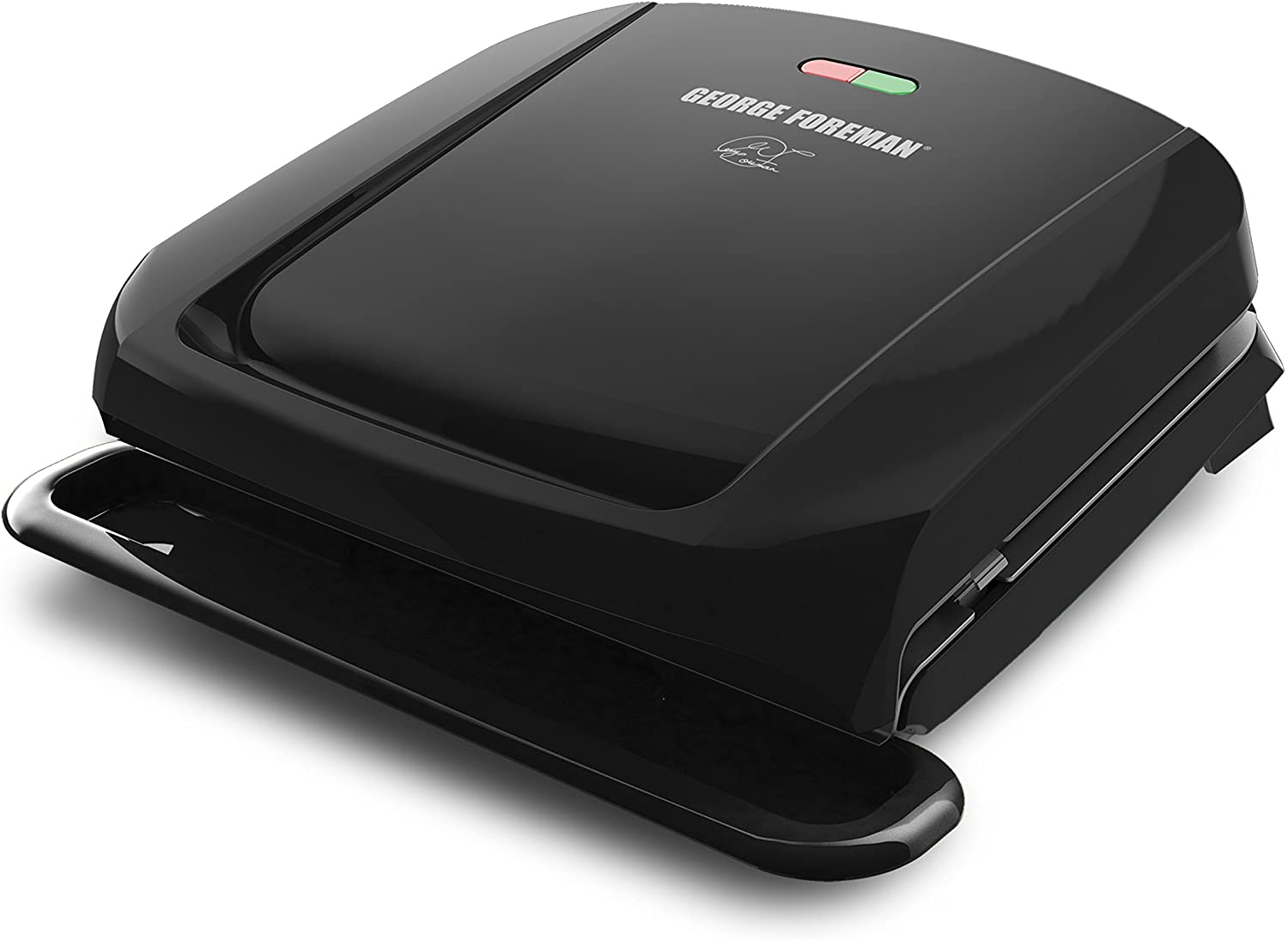 George Foreman 4-Serving Grill And Panini Press