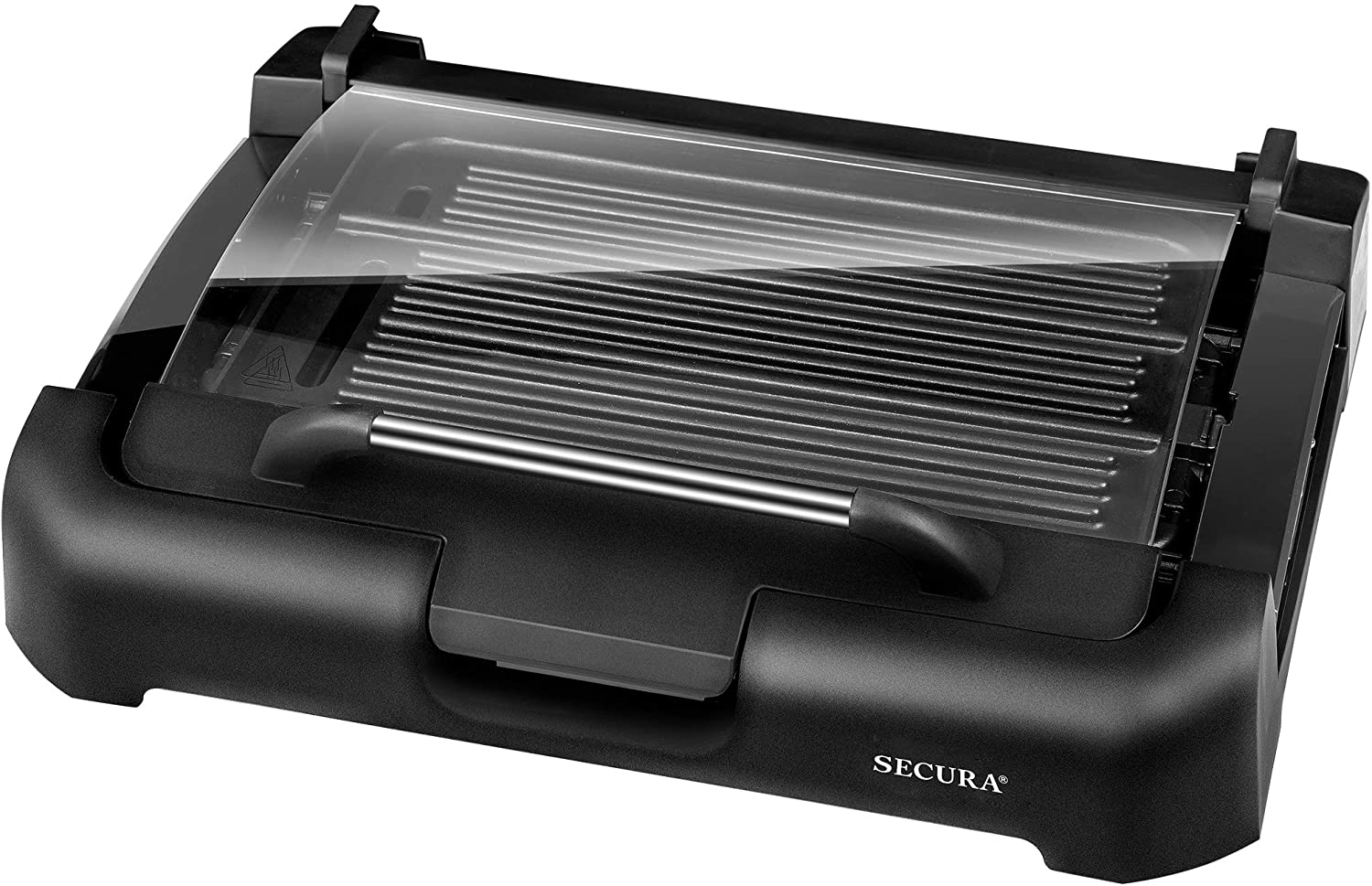 Secura Indoor Smokeless Grill - Most High Powered Indoor Grill