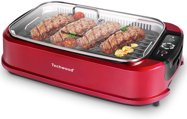 Techwood Korean BBQ Smokeless Grill - Best Smokeless Grill