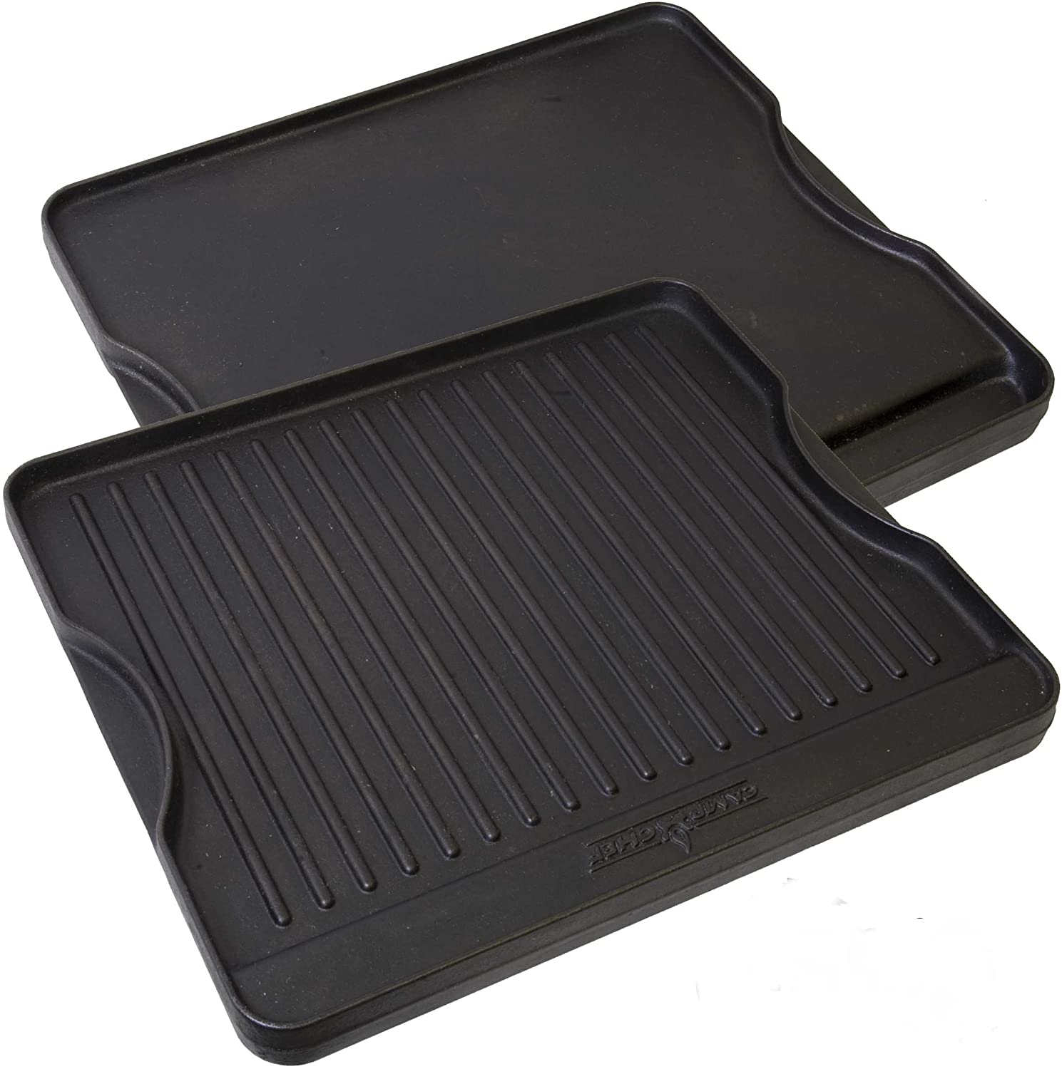 Camp Chef Cast Iron Reversible Griddle Surface