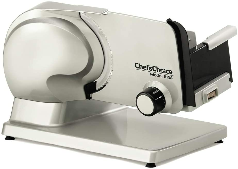 Chefs Choice 615A Electric Meat Slicer