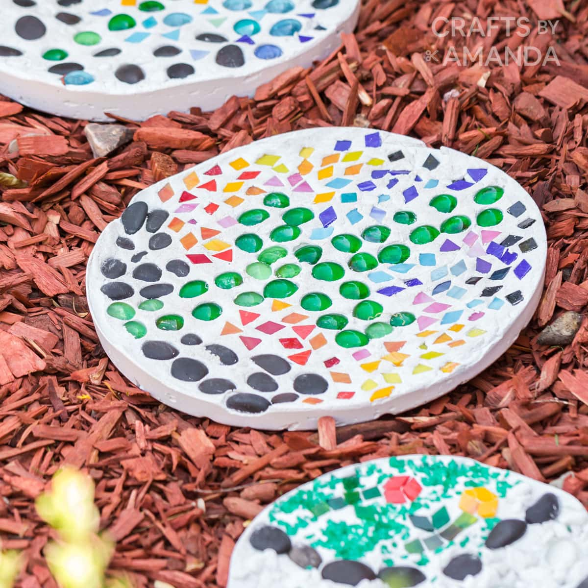 how to make stepping stones