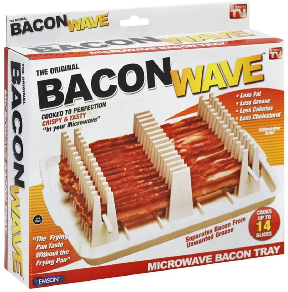 Emson Bacon Wave Bacon Cooker