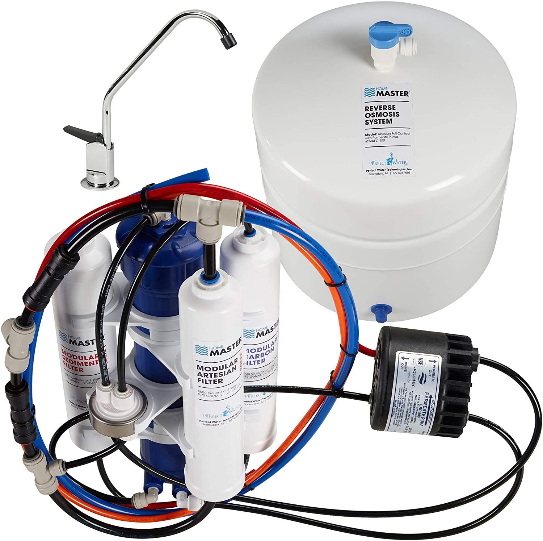 Home Master TMAFC-ERP Under Sink Water Filter