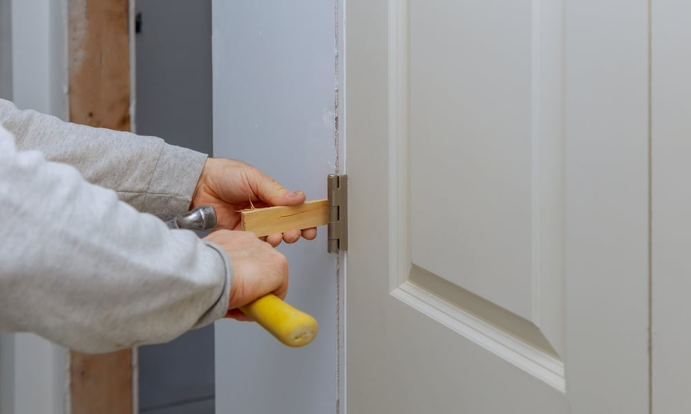 HOW to Fix a Misaligned Door