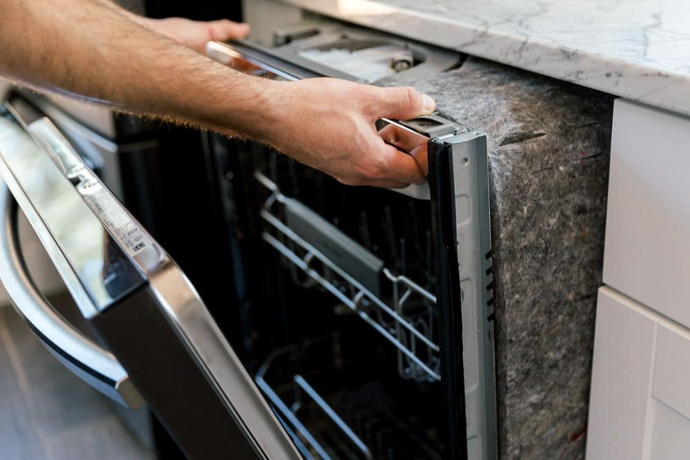 How to Remove Dishwasher