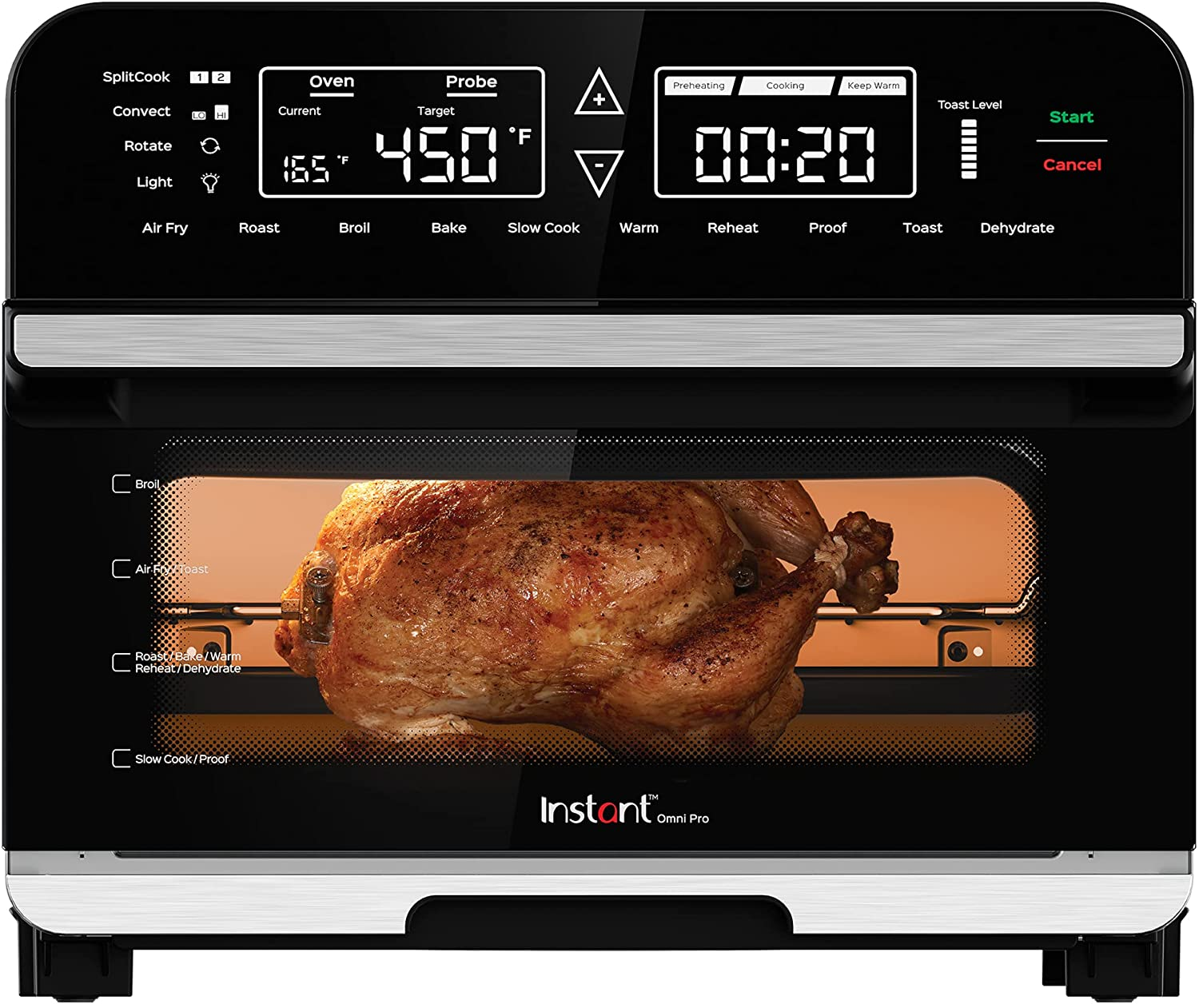 Instant Omni Plus 14-In-1 Electric Cooker