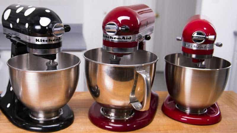 Kitchenaid classic vs artisan