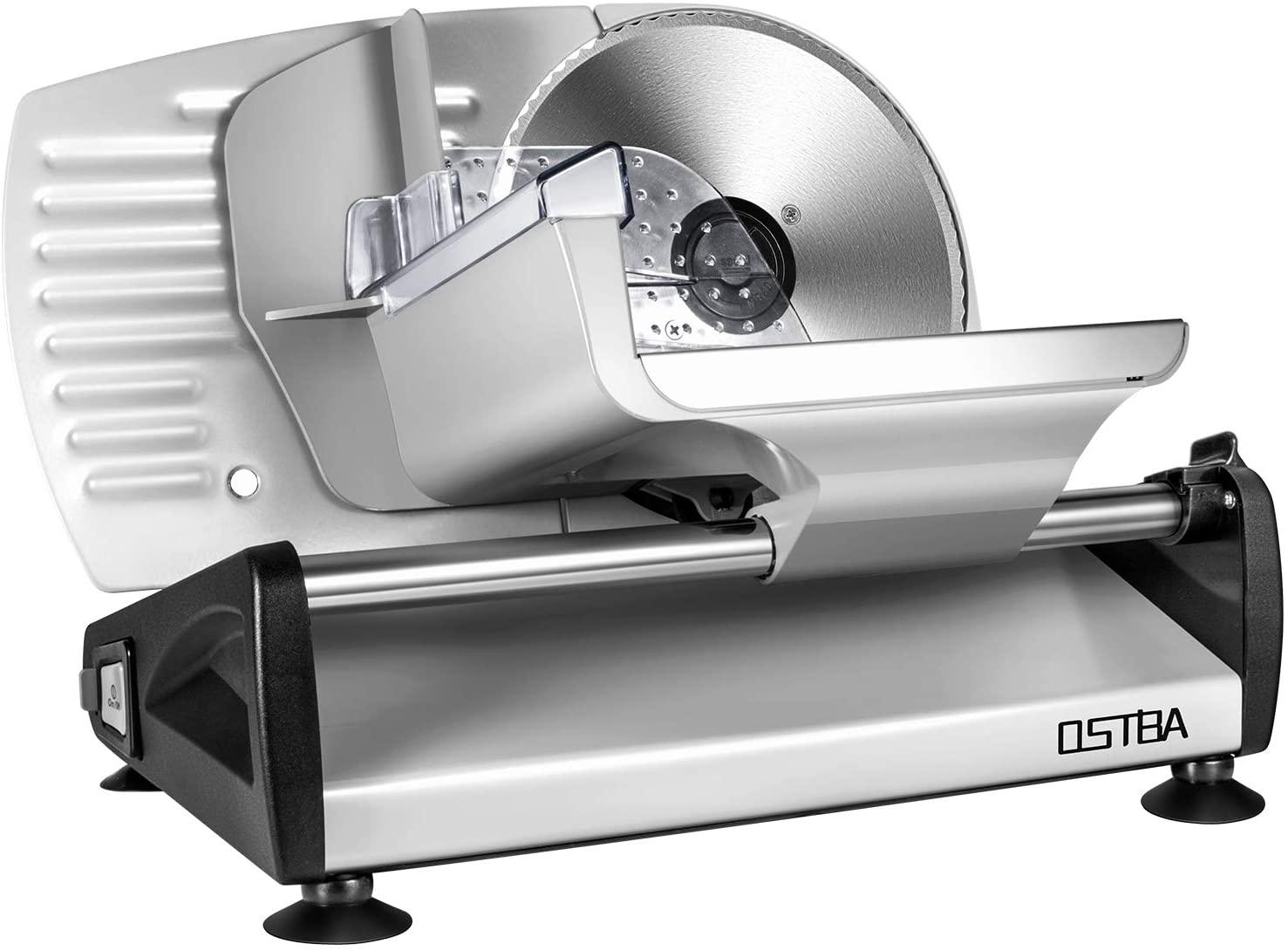 OSTBA 200 Watt Electric Meat Slicer