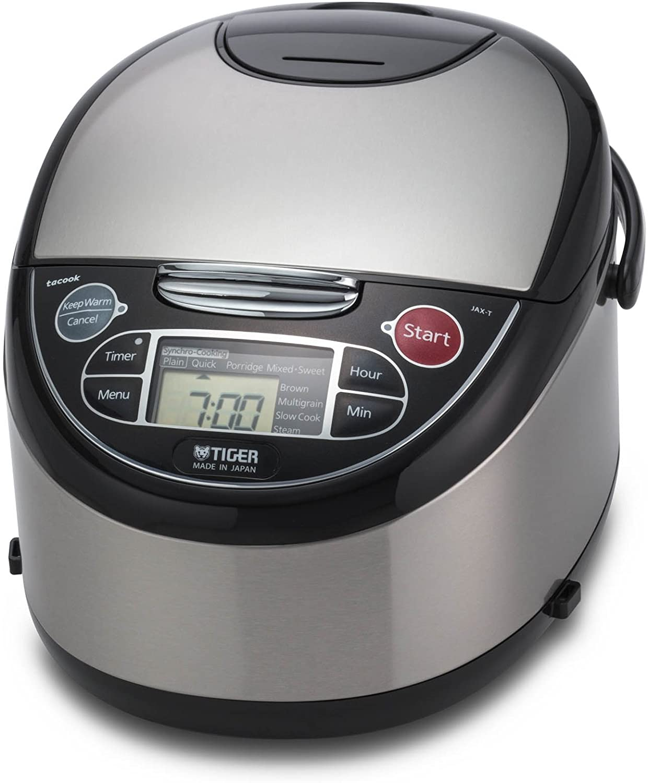 Tiger JAX-T1U-K Micom Rice Cooker