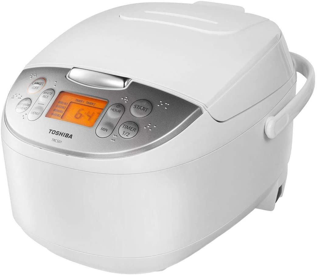 Toshiba One-Touch Japanese Rice Cooker