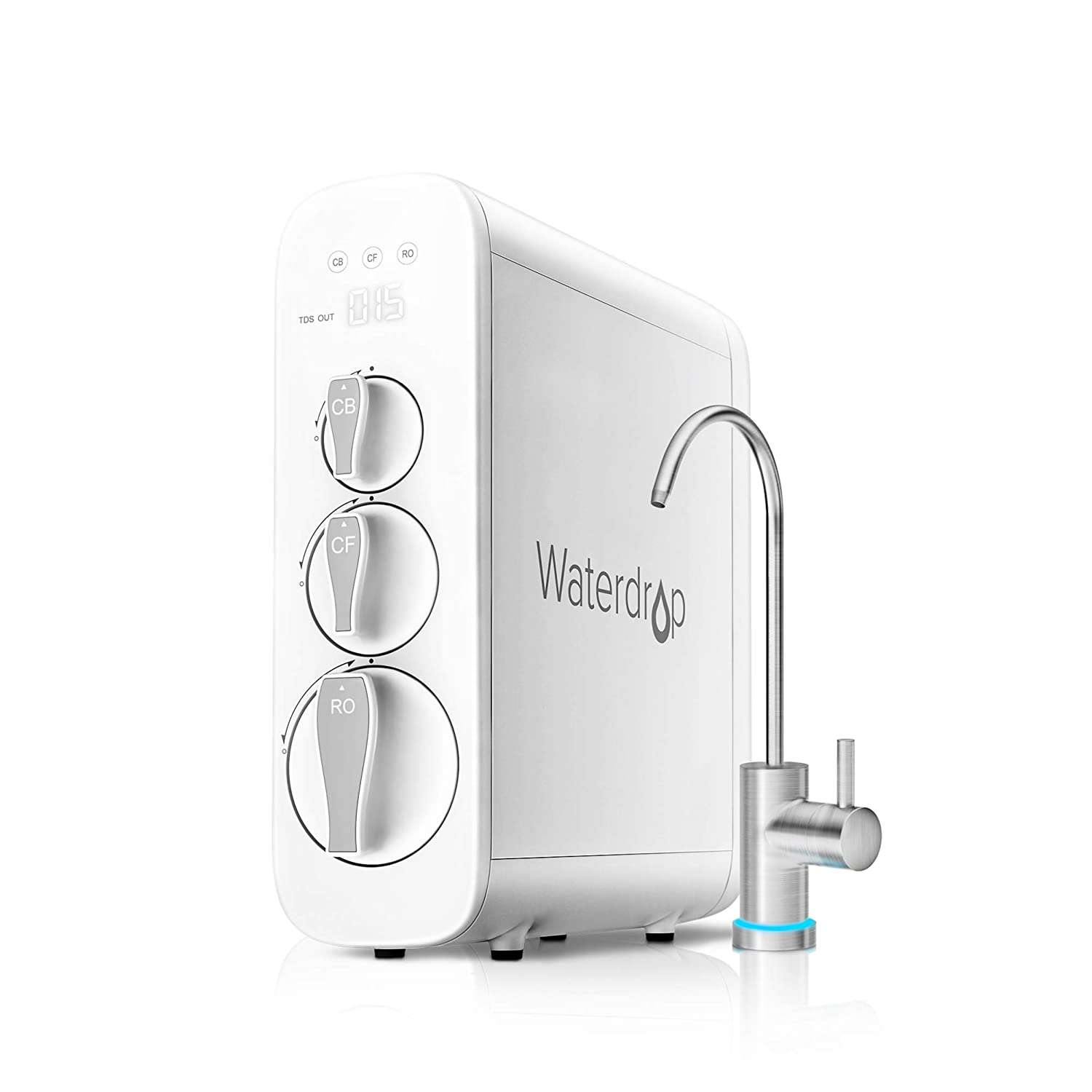 Waterdrop Reverse Osmosis Water Filtration System