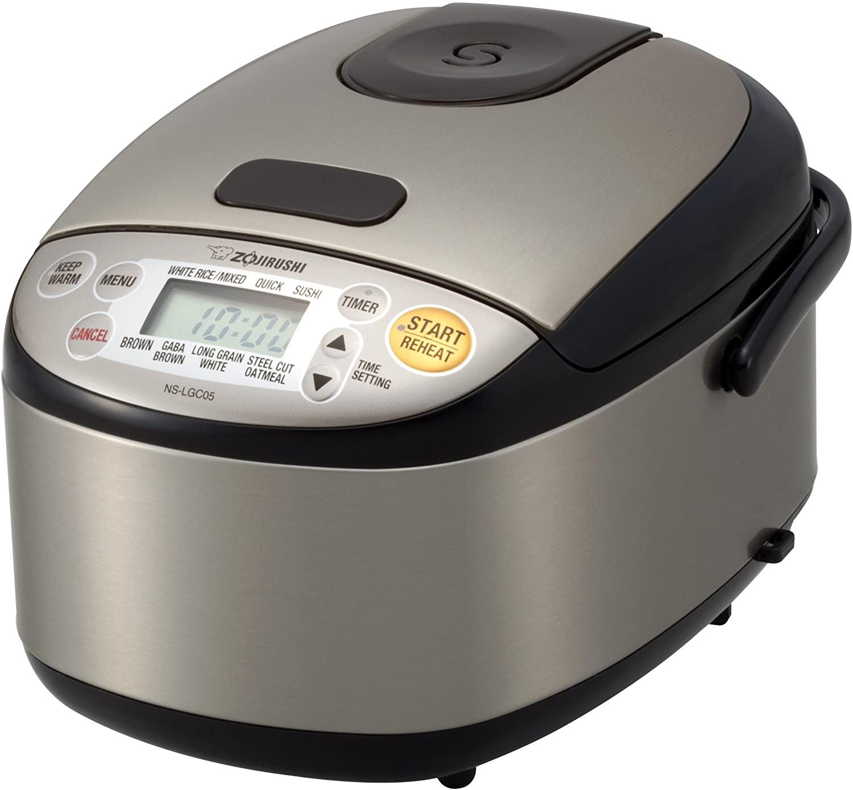 Zoirushi NS-LGC05XB Rice Cooker and Warmer