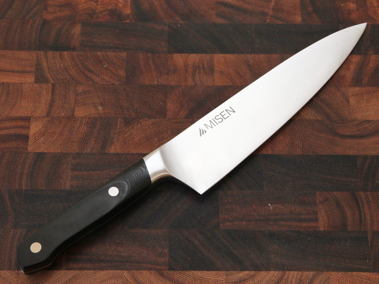 Misen knives review