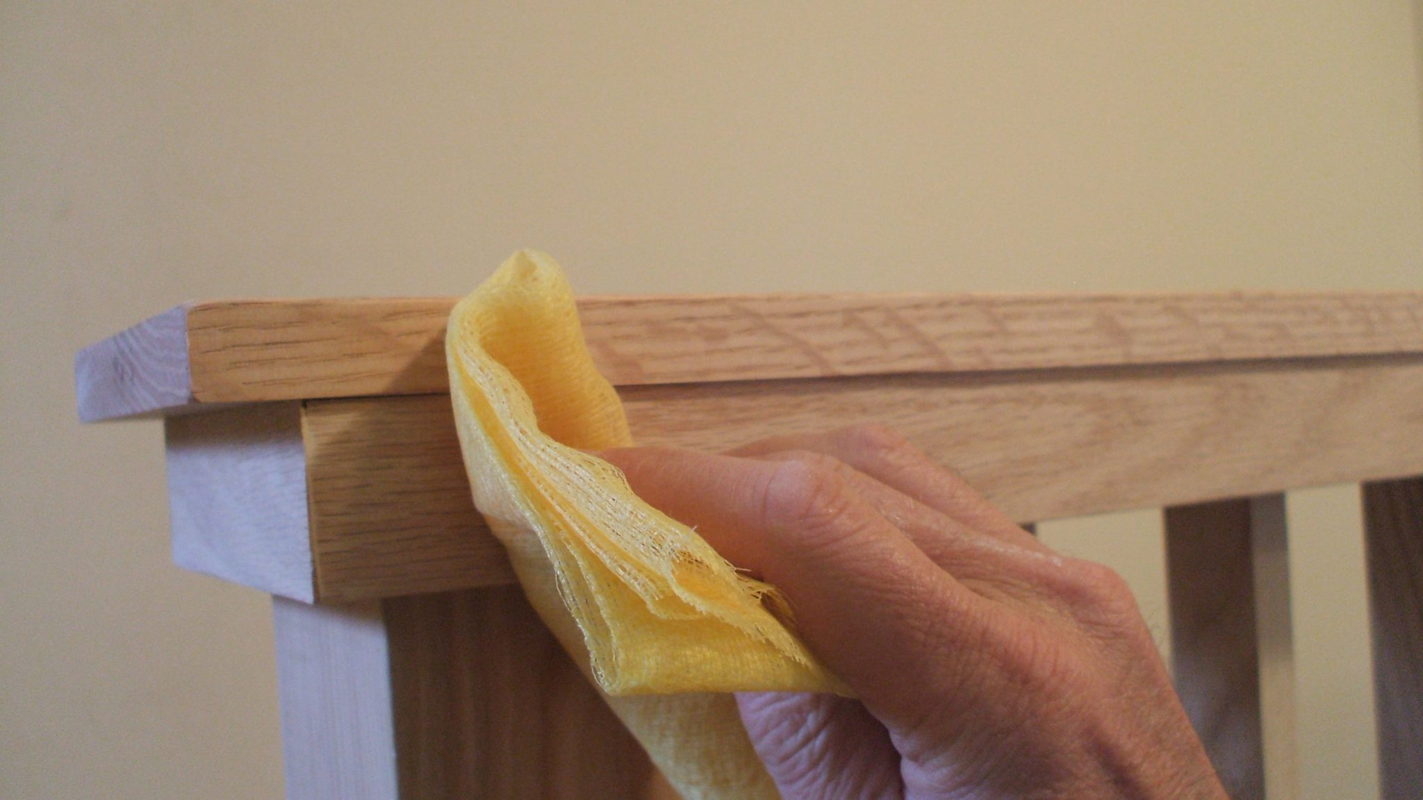 Get A Flawless Paint Job With A Tack Cloth