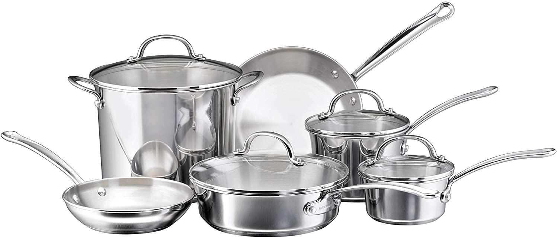 Faberware Millennium Stainless Cook Set