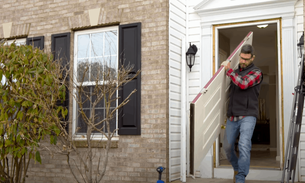 How to Hang a Door