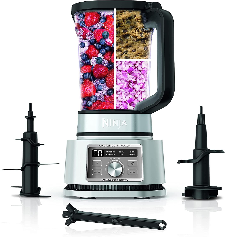 Ninja Foodi SS201 3-in-1 Food Processor