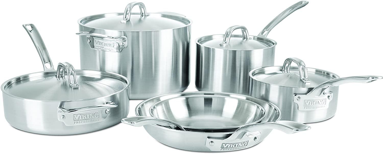 Viking Professional 5 Layer Cook Set