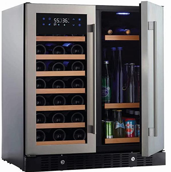 Wine Enthusiast N'Finity Pro HDX Beverage & Wine Refrigerator (Best value)