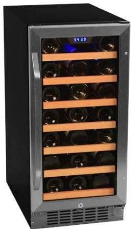 EdgeStar 30-bottle Built-in Wine Fridge