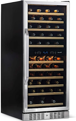 NewAir 116-bottle Freestanding Wine Fridge
