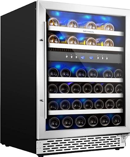 Phiestina 33-bottle Wine Refrigerator