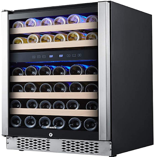 Staigis 46-bottle Wine Cooler