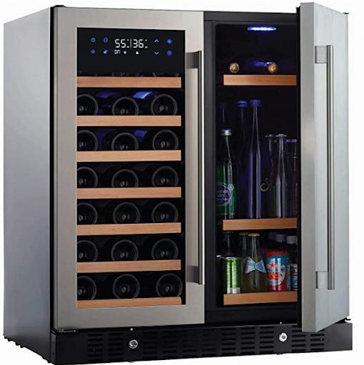 Wine Enthusiast N'Finity Pro HDX Beverage & Wine Refrigerator